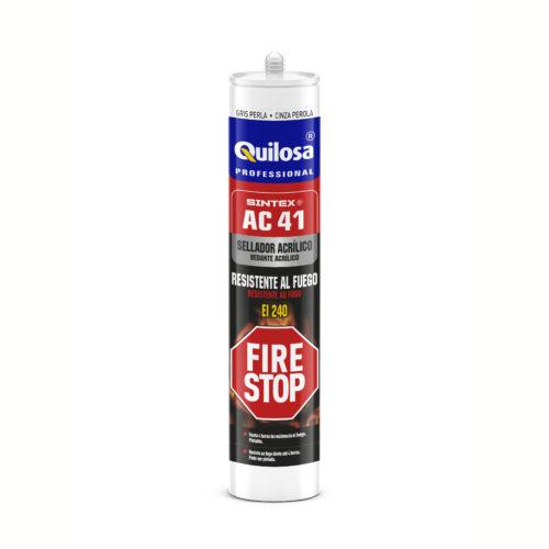 Термостойкий акриловый герметик Кюлоза Синтекс АЦ-41 Файр Стоп ( Quilosa Sintex AC-41 Fire Stop )