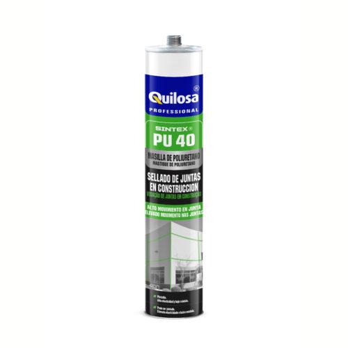 Низкомодульный полиуретановый герметик Кюлоза Синтекс ПУ 40 ( Quilosa Sintex PU 40 ) для герметизации строительных швов