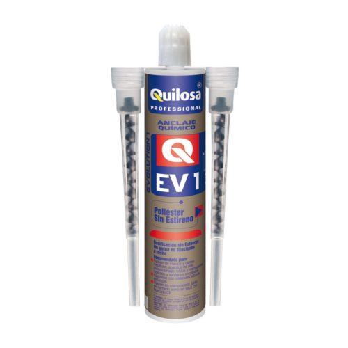 Двухкомпонентный химический анкер Quilosa EV1 без стирола