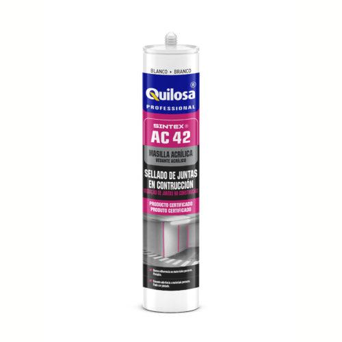 Акриловый универсальный герметик Кюлоза Синтекс АЦ-42 ( Quilosa Sintex AC-42 ) для герметизации строительных швов