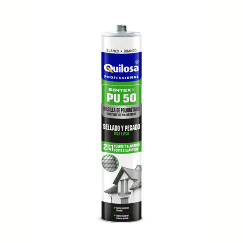 Полиуретановый герметик Кюлоза Синтекс ПУ 50 ( Quilosa Sintex PU 50 ) для герметизации и склеивания